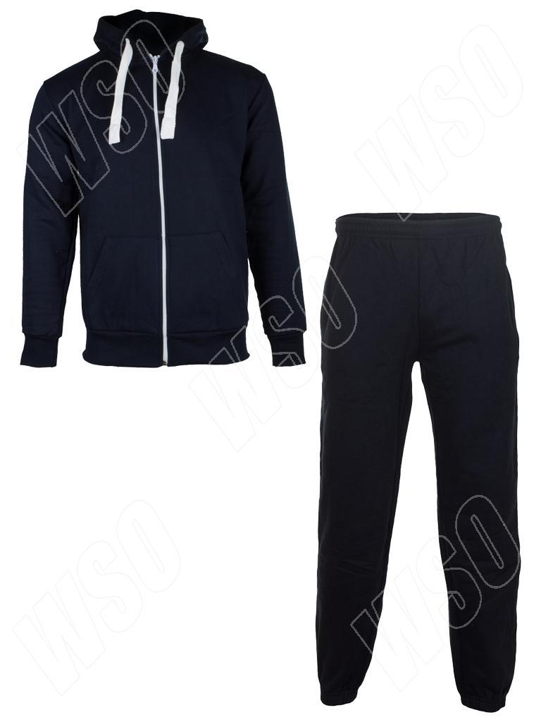 herren schlicht trainingsanzug pullover jogginghose mit. Black Bedroom Furniture Sets. Home Design Ideas