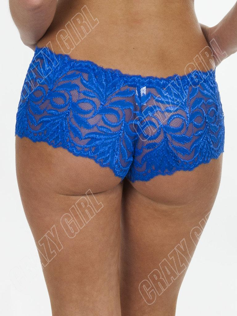 New Womens Ladies Full French Lace Sexy Panties Briefs Knickers ...