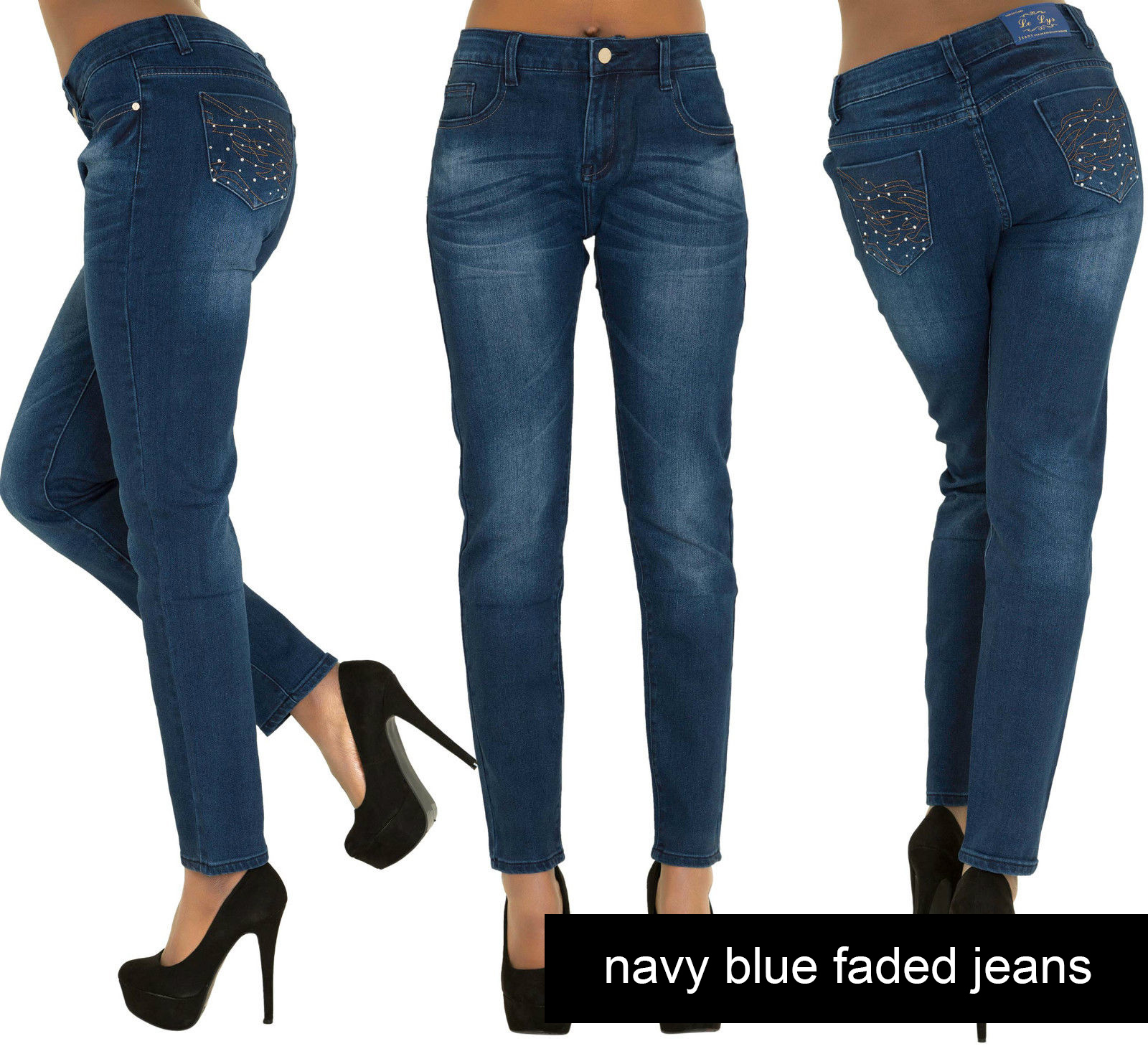 how to guide to measure your jeans size and many easy to use size charts for US, European and International jeans sizes. Plus a calculator to convert a standard pant size to a jeans size. For women's jeans sizes and men's jeans sizes. Plus many infos on the different types of jeans and jeans cuts.