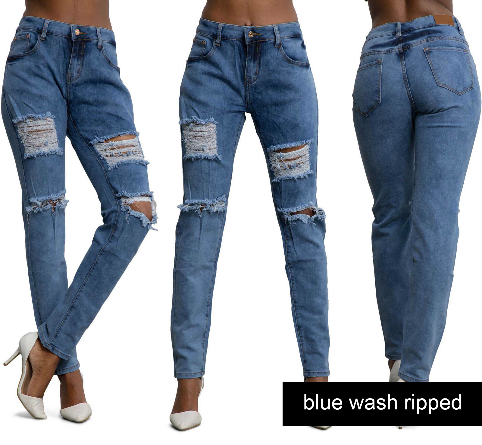 Free shipping BOTH ways on liz claiborne jackie bootcut stretch denim 5 pocket jean medium wash, from our vast selection of styles. Fast delivery, and 24/7/ real-person service with a .