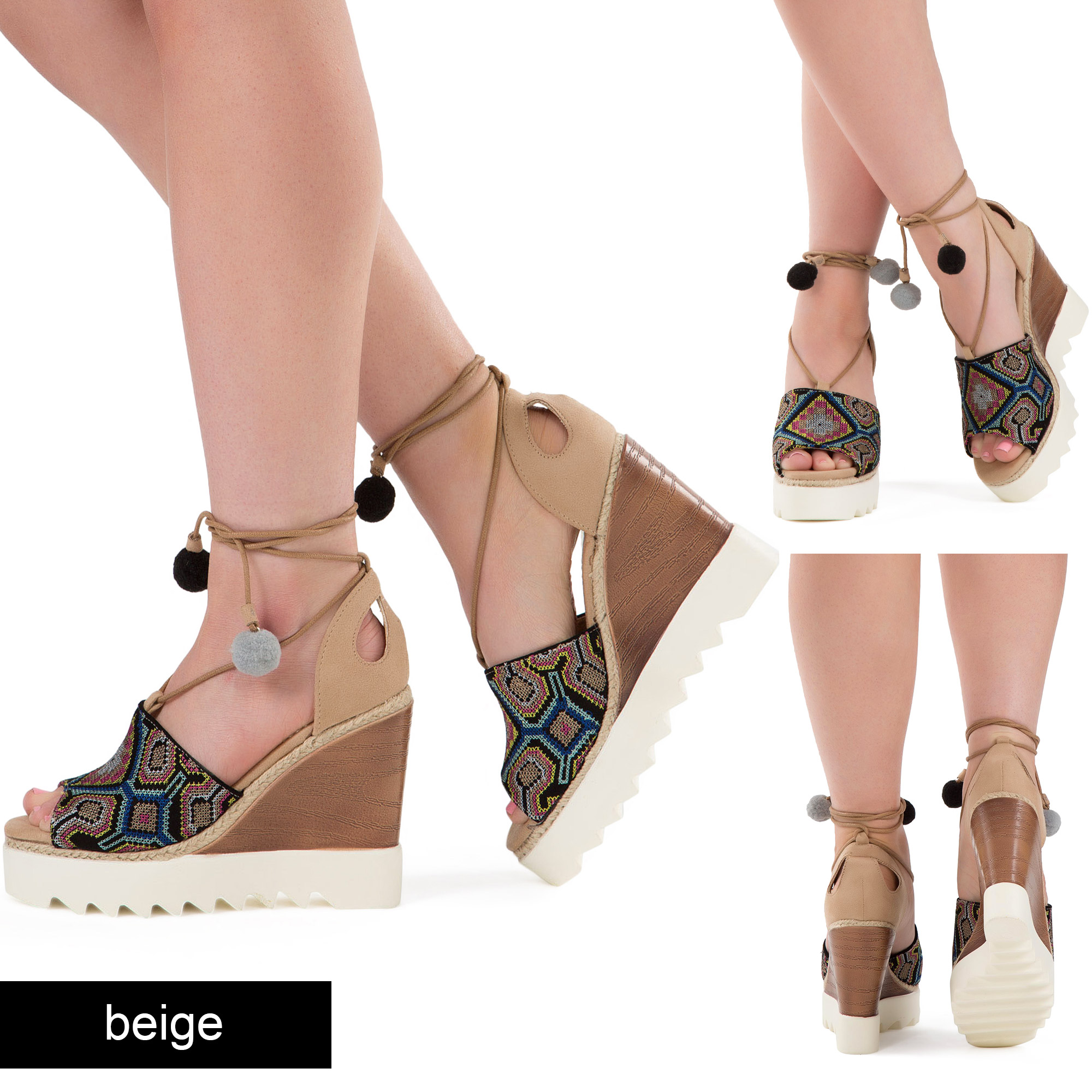 WOMENS-HIGH-WEDGE-HEEL-PLATFORM-SANDALS-LADIES-AZTEC-PEEP-TOE-SHOES-SIZE-3-8