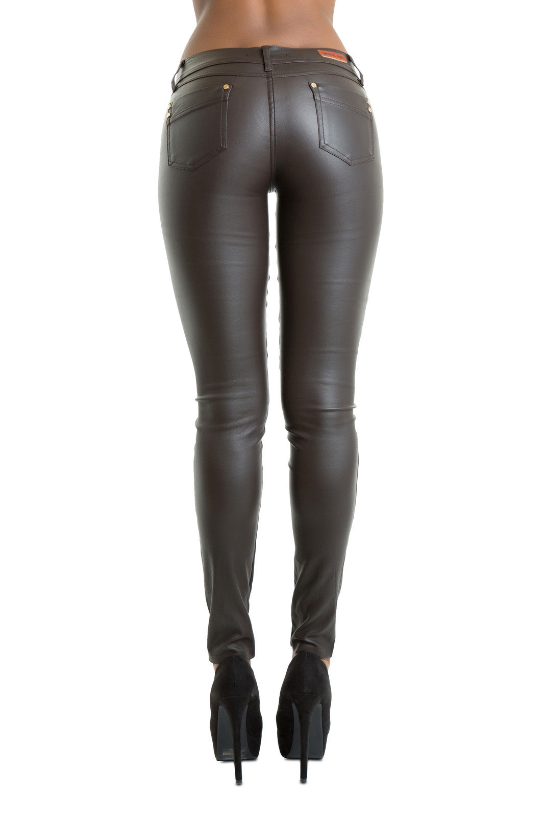Womens Leather Trousers | eBay