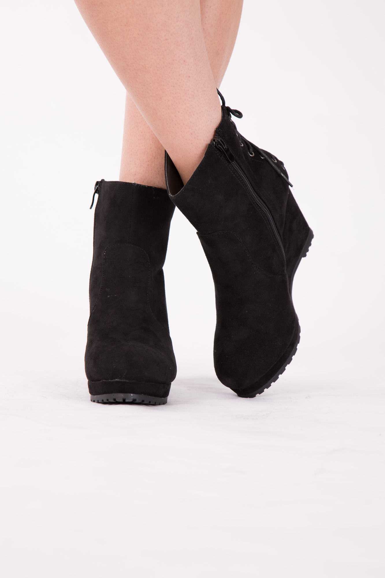 new womens ankle chelsea boots wedge platforms