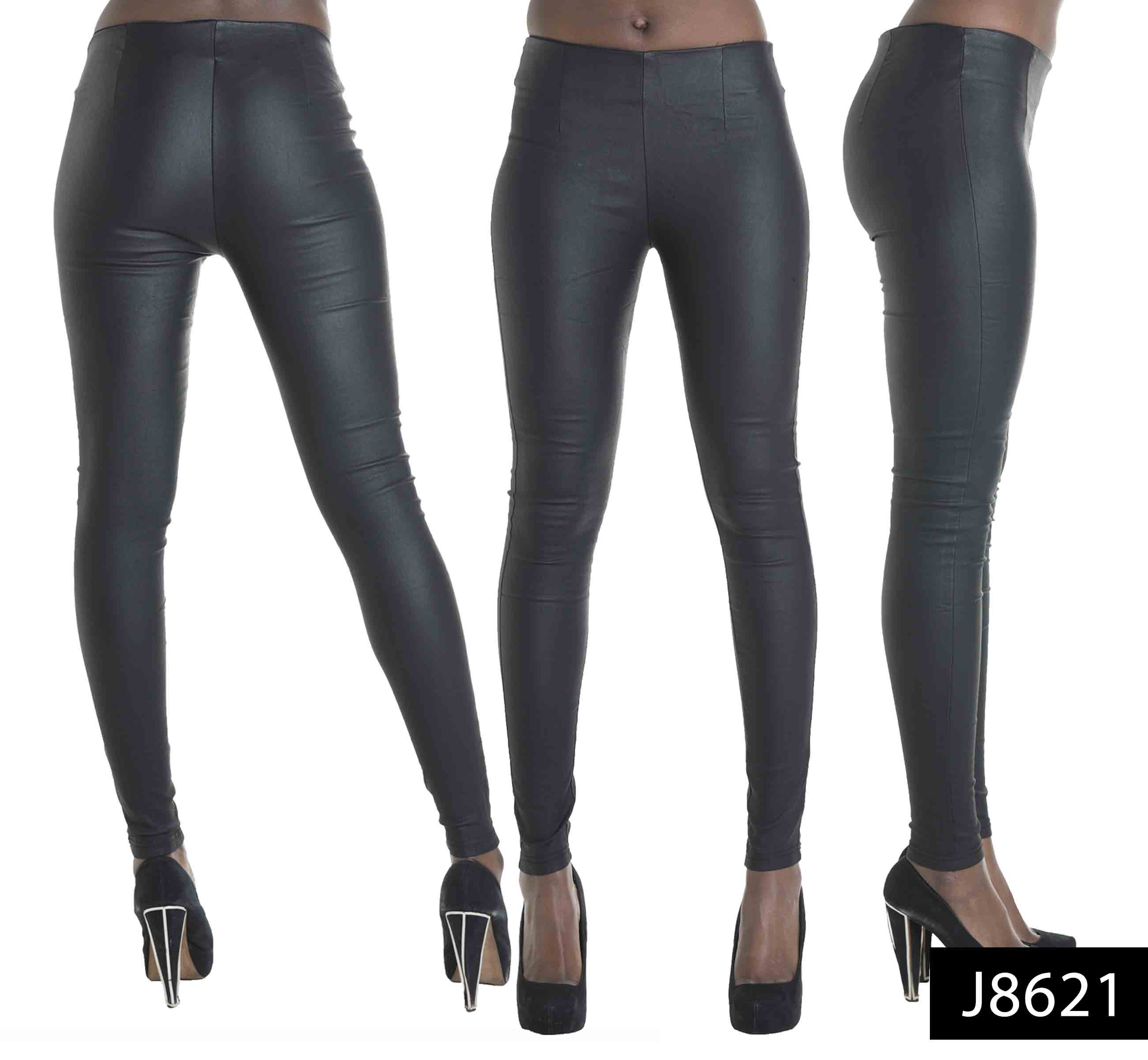 Ladies in leather pants signifies breaking away from traditional clothing and tapping into another side of you. Depending on the attire, leather pants could create a classy, sporty, casual, or rock vibe. Celebrities can incorporate leather pants into daily attire seamlessly.