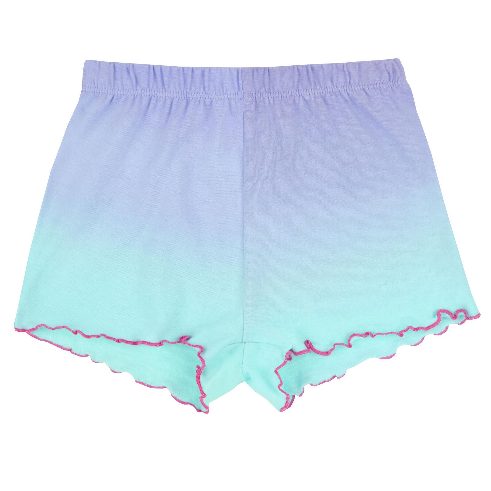 Filles Enfants Licorne Pyjama Set Summer Imprimé Sleepwear Nightwear Costume