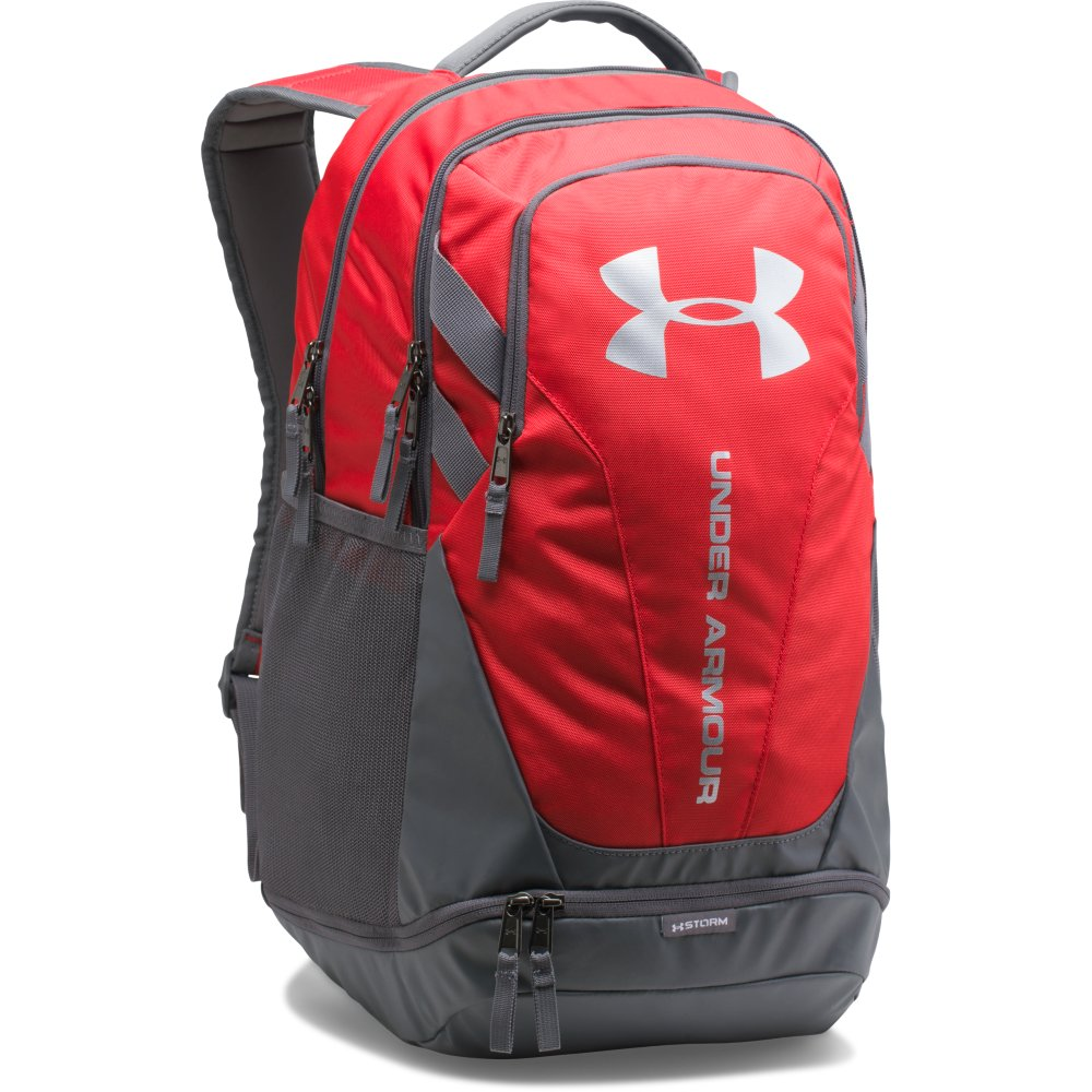 under armour 2017 ua hustle 3 0 backpack rucksack gym. Black Bedroom Furniture Sets. Home Design Ideas
