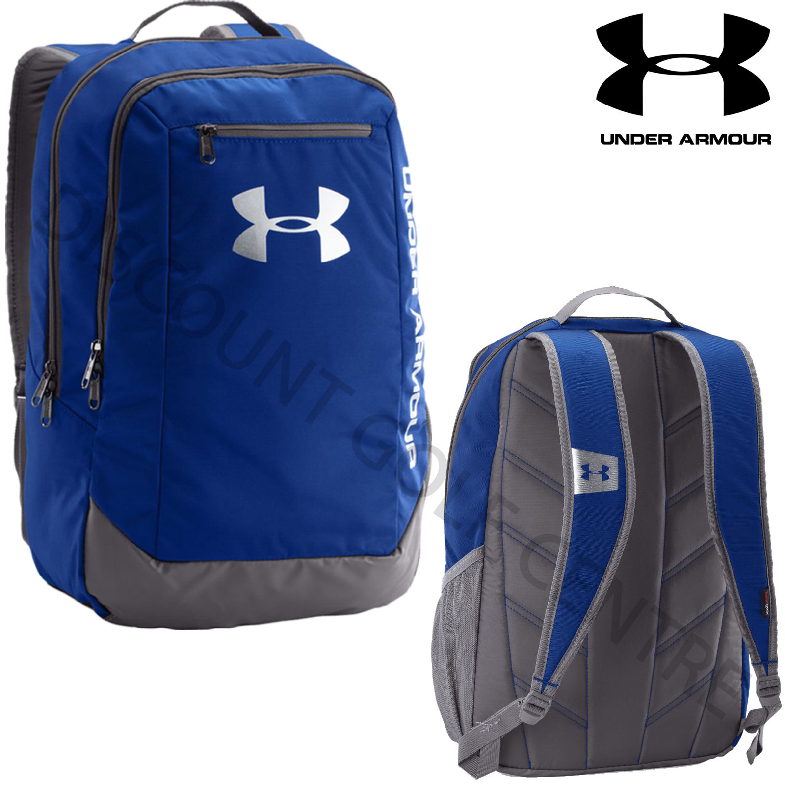under armour 2017 ua hustle ldwr sac dos sac dos gym sac d 39 cole 1273274 ebay. Black Bedroom Furniture Sets. Home Design Ideas