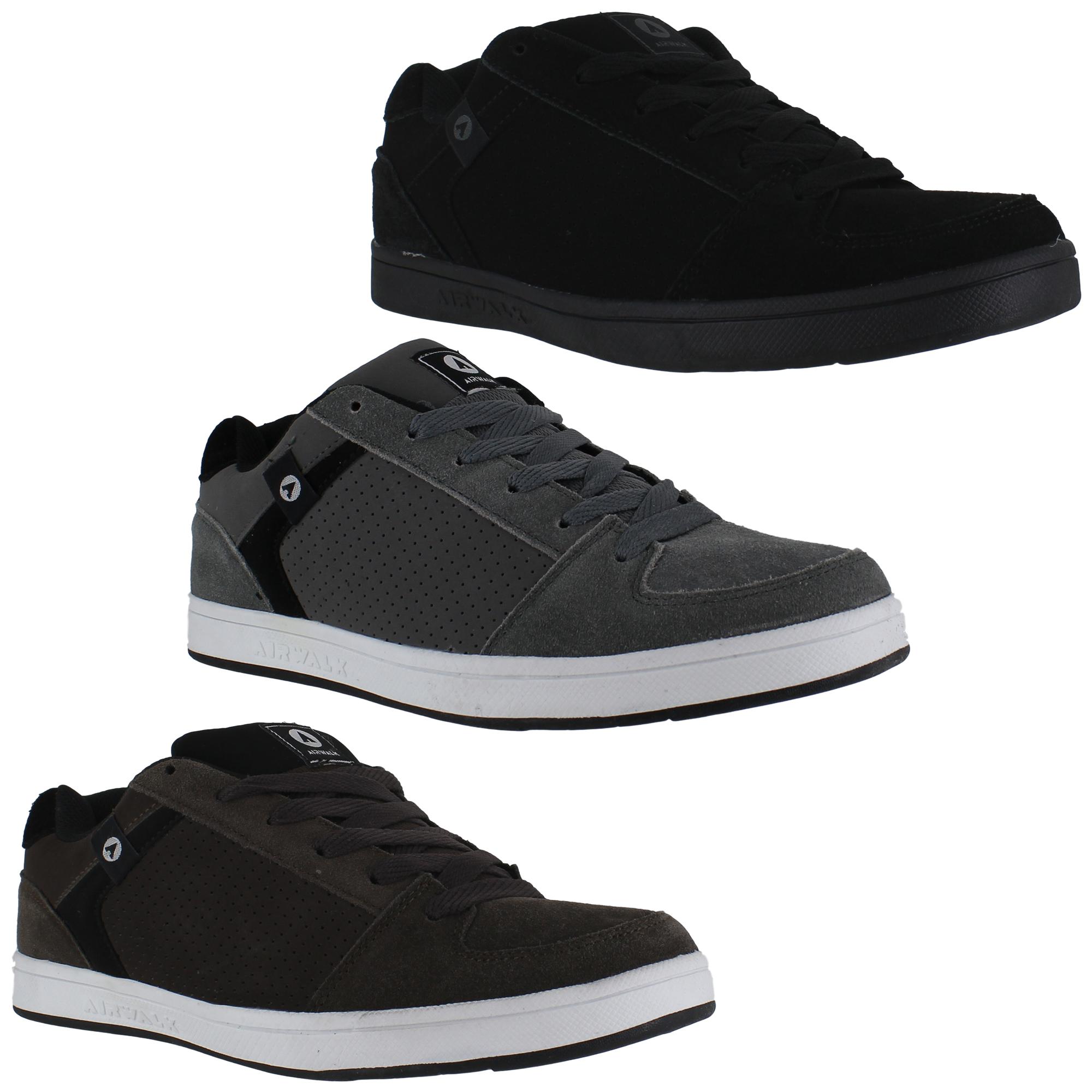 Airwalk Mens Slip On Shoes