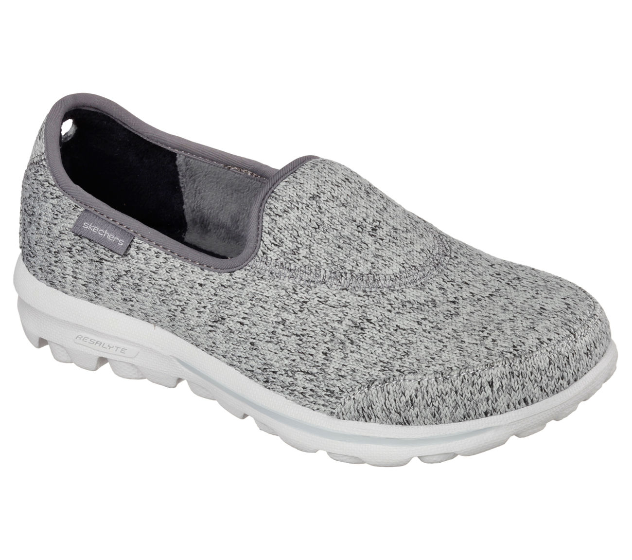 skechers go walk womens casual slip on memory foam shoes