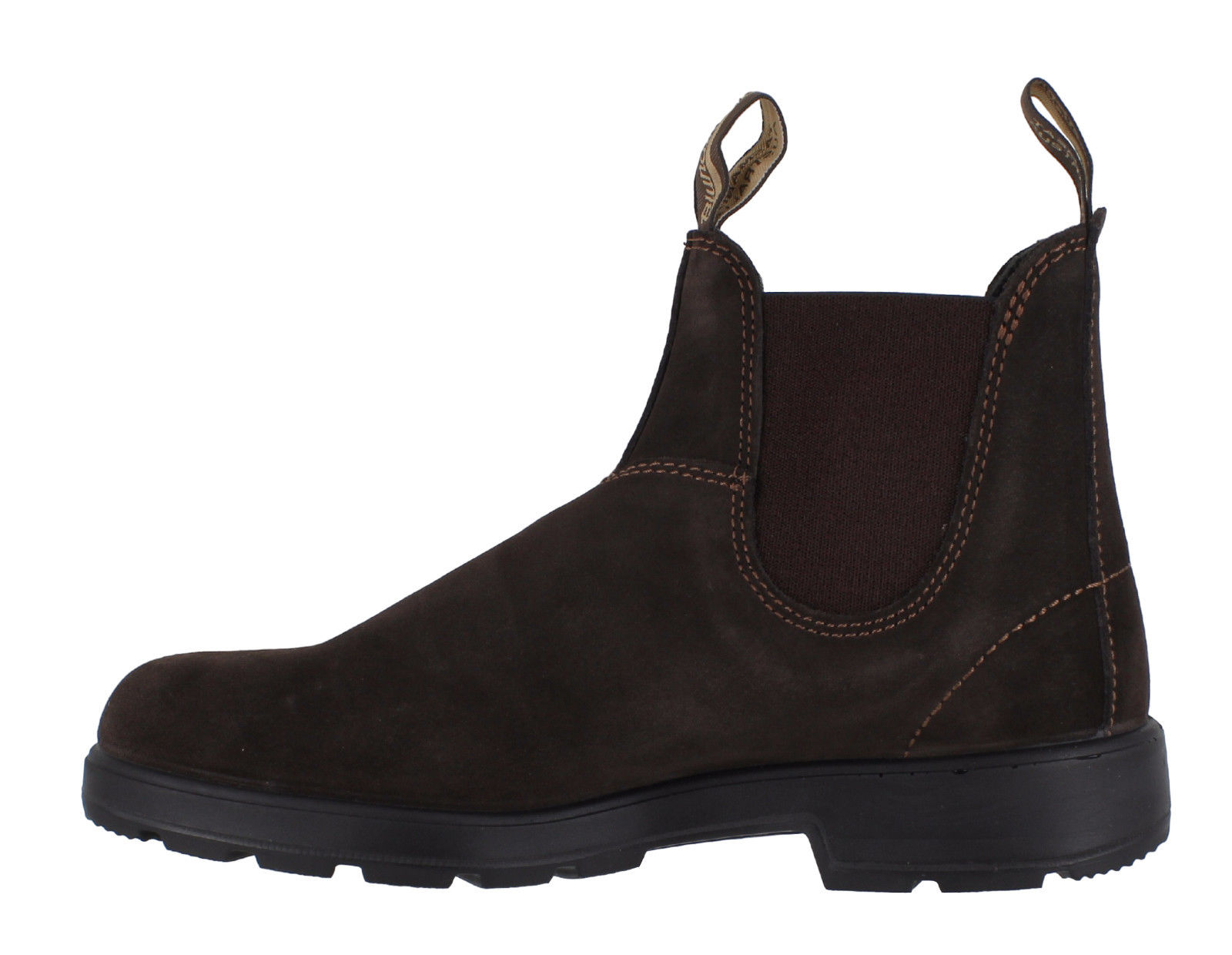 blundstone 1458 mens brown suede leather dealer chelsea