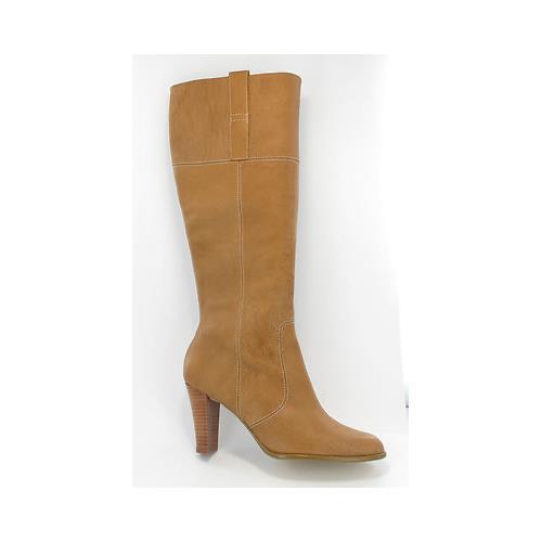 womens high chain store knee high light brown