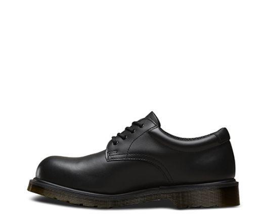 Dr Martens ICON 6735 - Mens Black Smart Safety Work Shoes - Steel Toe | EBay