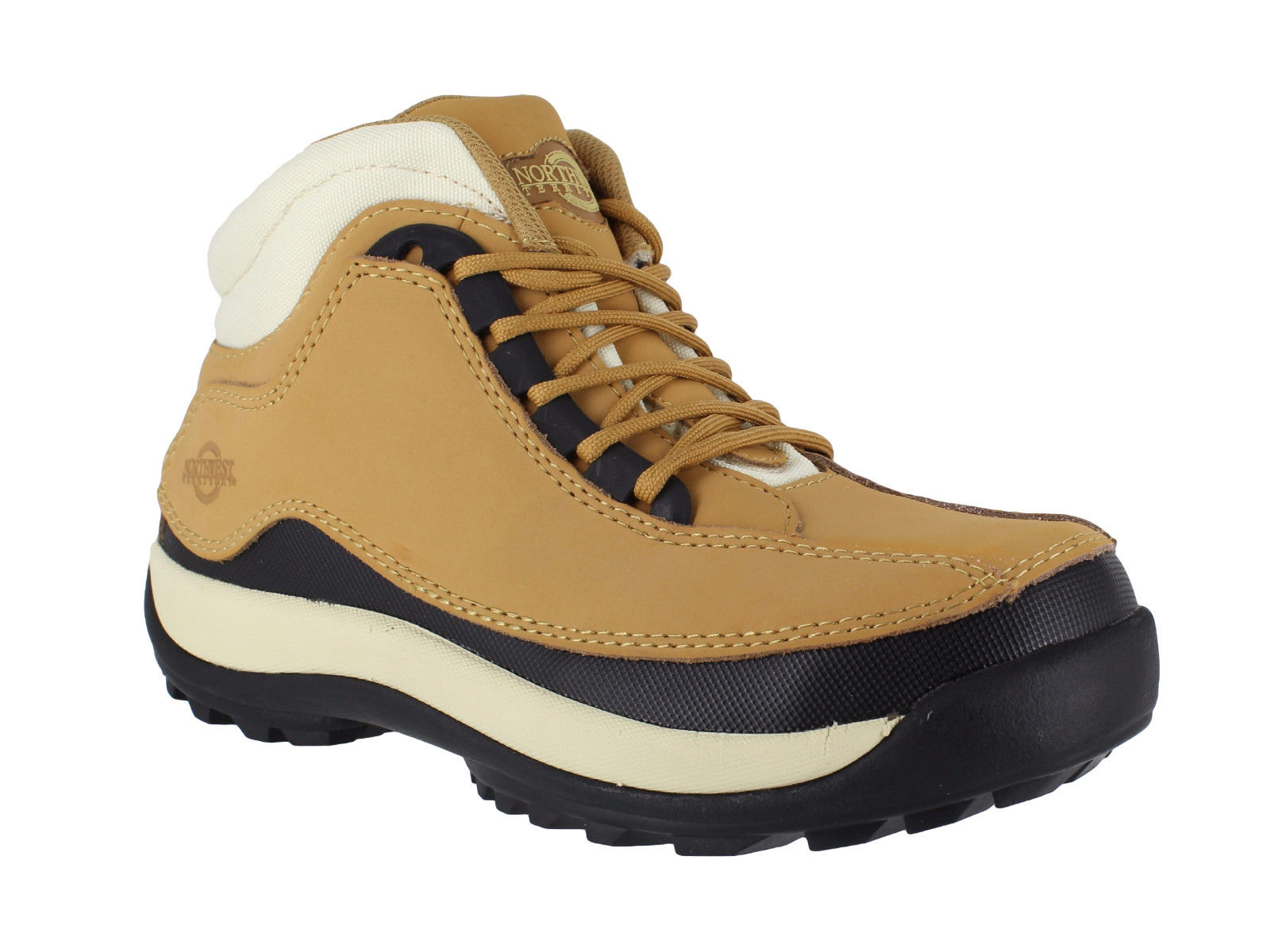 Womens Safety Steel Cap Shoes