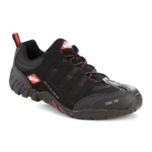 Mens-LEE-COOPER-008-S1P-STEEL-TOE-SAFETY-WORK-TRAINERS-SHOES-size-7-8-9-10-11-12