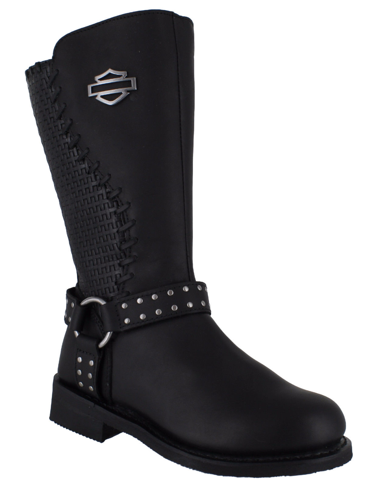 Wonderful Details About Harley Davidson Shirley Women Leather Motorcycle Boot