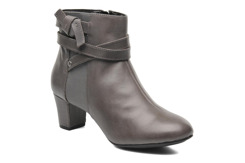 Unique  Women  Designer Boots  Joy Wendel Liwen Women39s Grey Ankle Boot