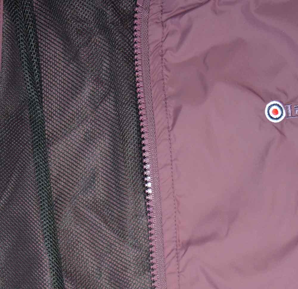 Mens Lambretta Classic Lightweight MA1 Bomber MOD SKA Jacket Coat Sizes S to 4XL