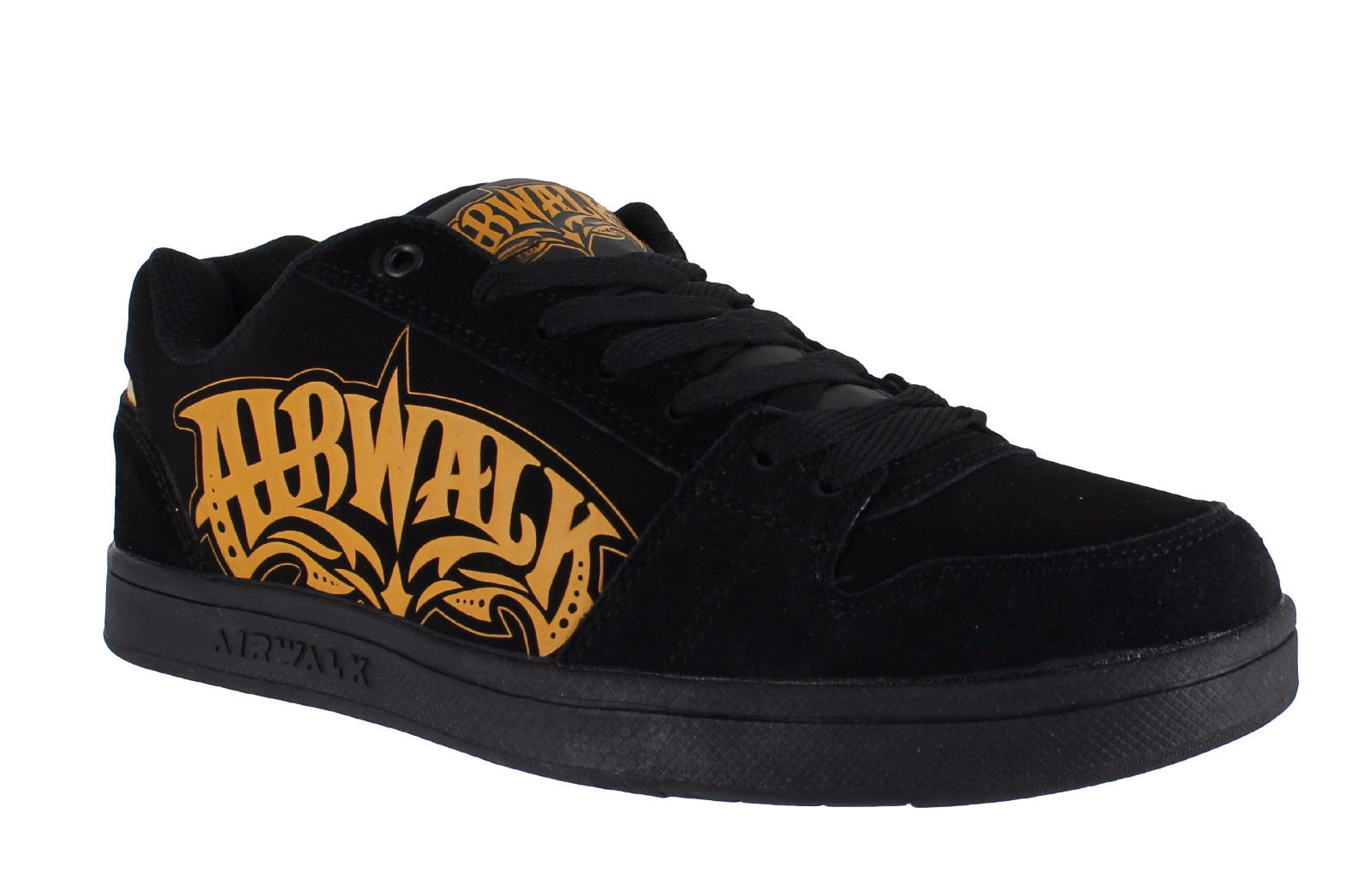 Mens Airwalk Casual Skate Lace Up Padded Shoes Trainers