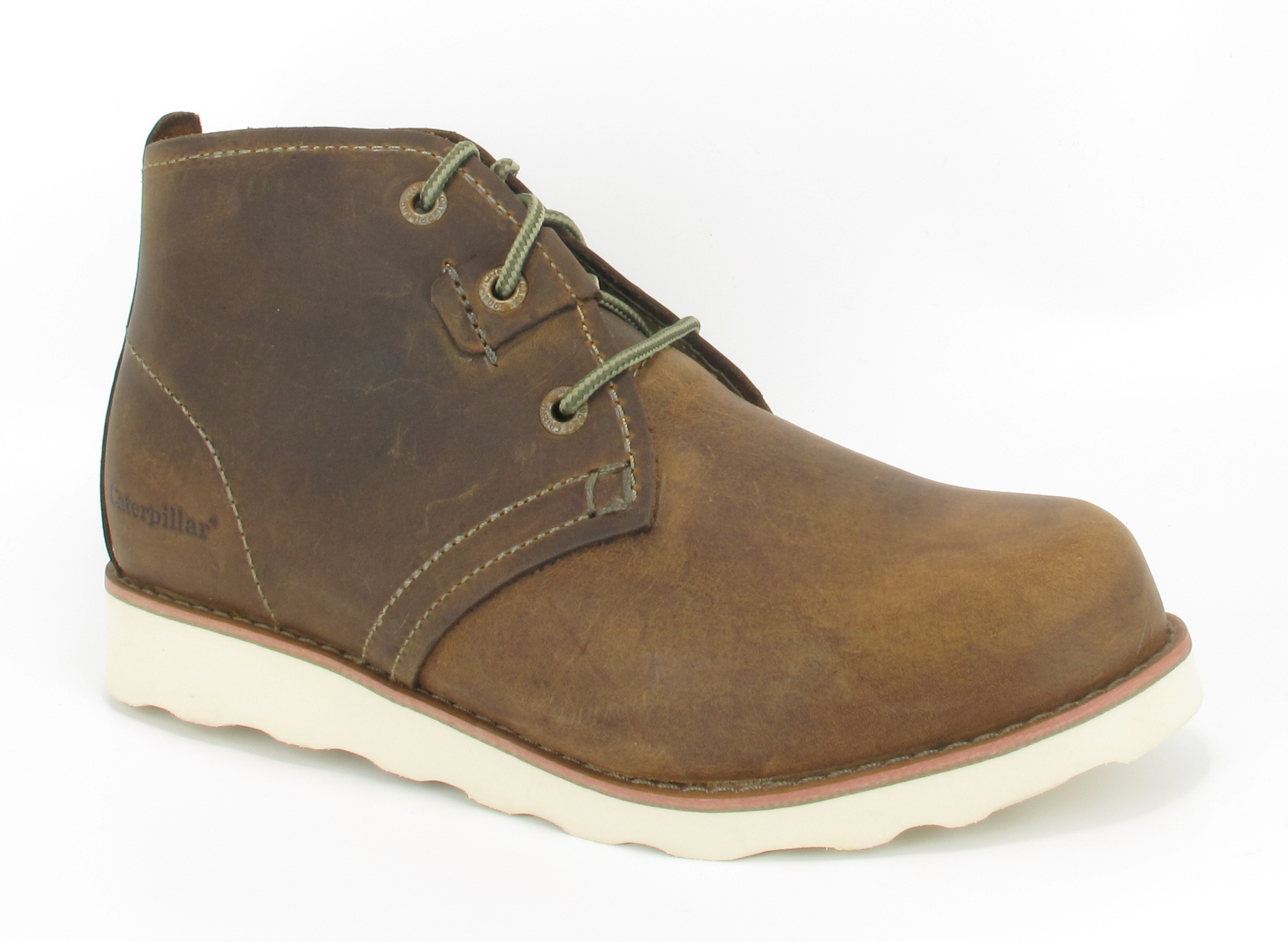 mens cat caterpillar milton low cut chukka desert boots