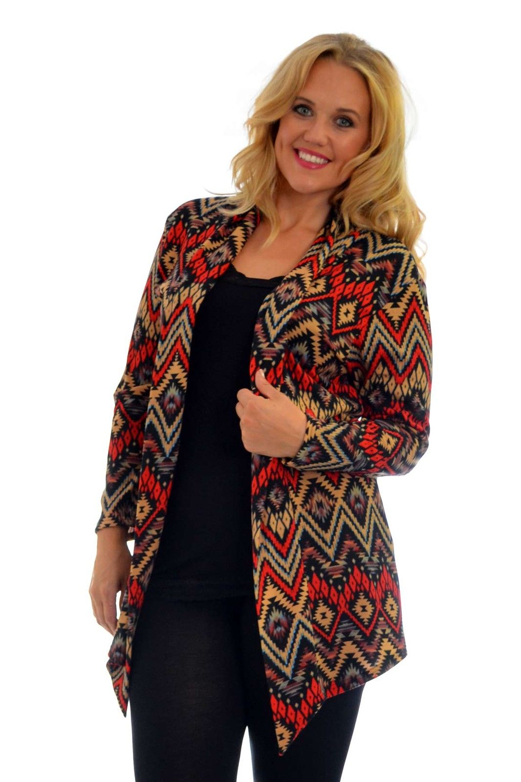 Kimonos & Vests. Pair a women's kimono cardigan from Cavender's with your favorite blue jeans or leggings for a chic, feminine look. Shop styles from Origami, Ariat, Judith March, and more for a pretty Aztec cardigan, kimono top, or fringe vest in suede that transition easily from work to play.