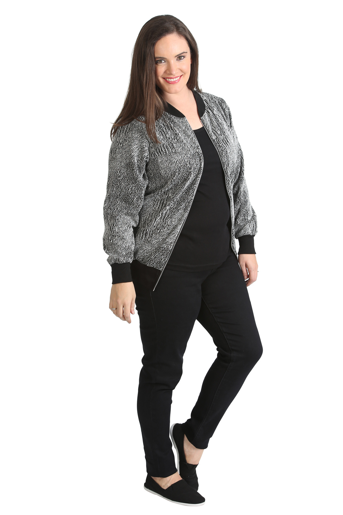 Shop colorful, casual and comfortable plus size apparel for at a great value, in sizes 12W to 44W or S to 8X. Buy any plus size top, tee, shirt, tank top, blouse or tunic in soft knits or woven fabrics. Plus size pants and jeans come in knit, denim, corduroy and khaki and all with stretch for extra comfort.
