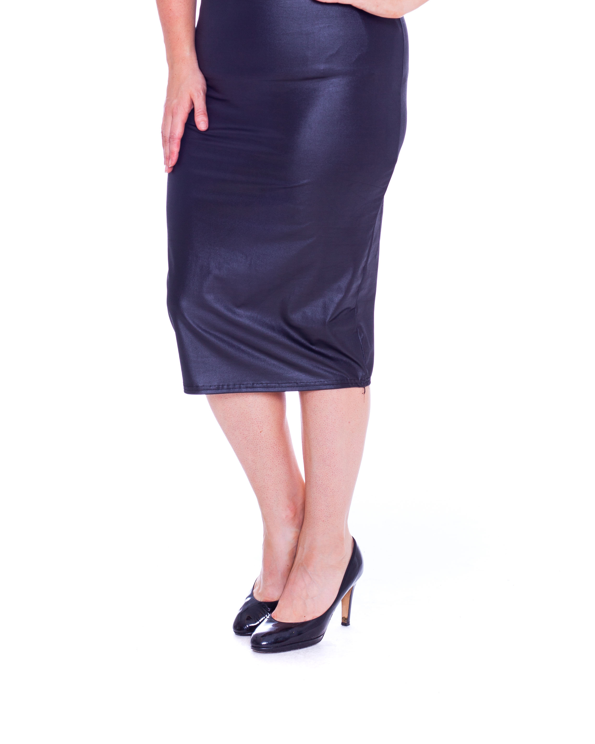 Unique Womens Button Down Light Weight 90u0026#39;s Denim Look Skater Style Skirt UK 8 10 12 14 | EBay