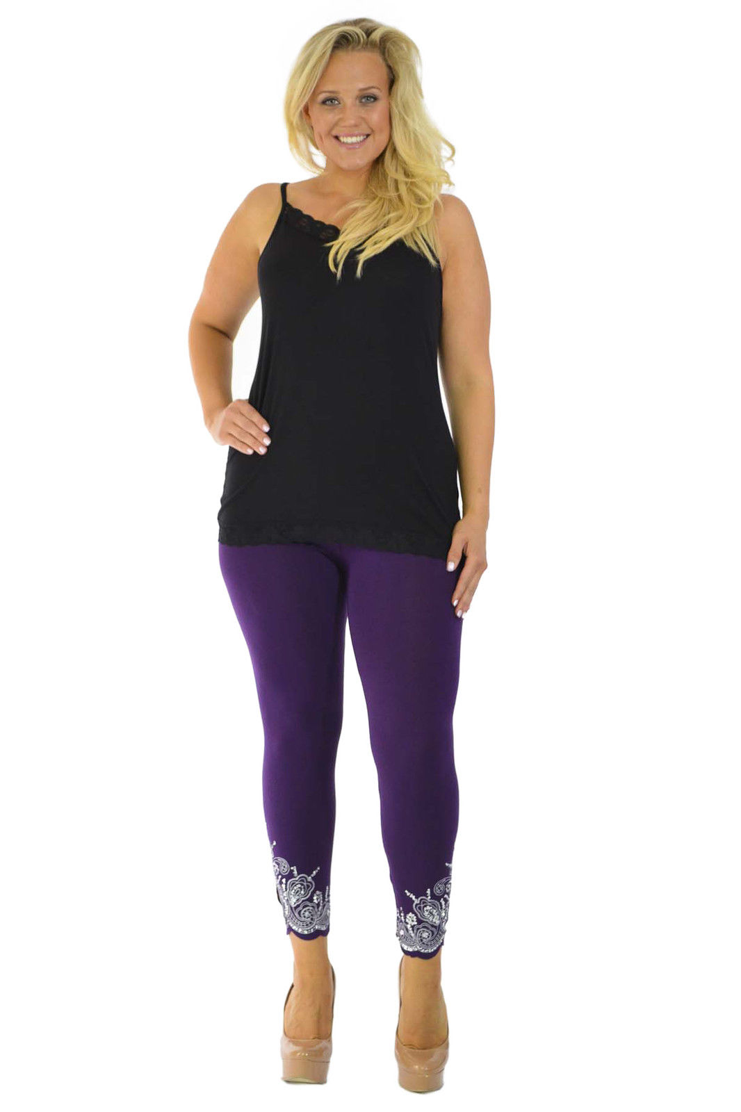 Plus Size Sides Cut Out Leggings. Login to see the price. CN SKU: Chinabrands owned. Remaining deals. Listed: 02/28/ 10 Downloads. Product Published Export Description. EOL. Plus Size High Waist American Flag Print Leggings. Login to see the price. CN