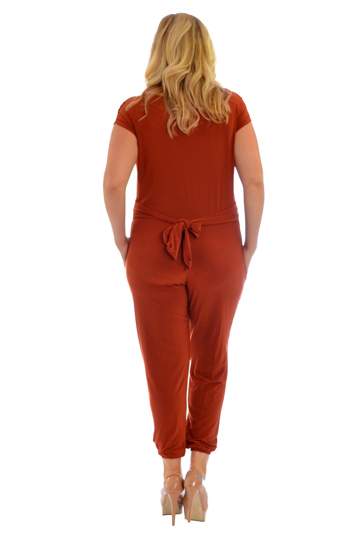 Combinaison pour femme Mesdames ity combi tous dans une poche élastique plus taille nouvelle