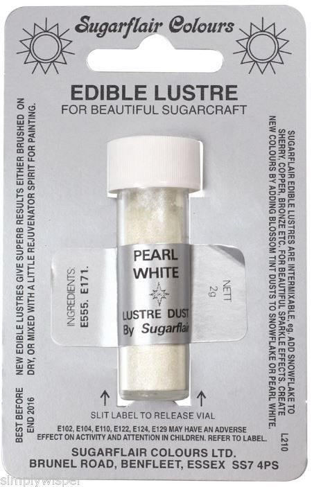 Sugarflair-Lustre-Dust-Edible-Sugarcraft-Food-Cake-Colour-Powder-Tint-Decorate