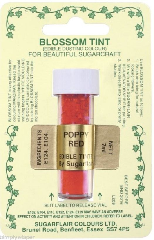 Sugarflair-Blossom-Dust-Edible-Sugarcraft-Food-Cake-Colour-Powder-Tint-Decorate