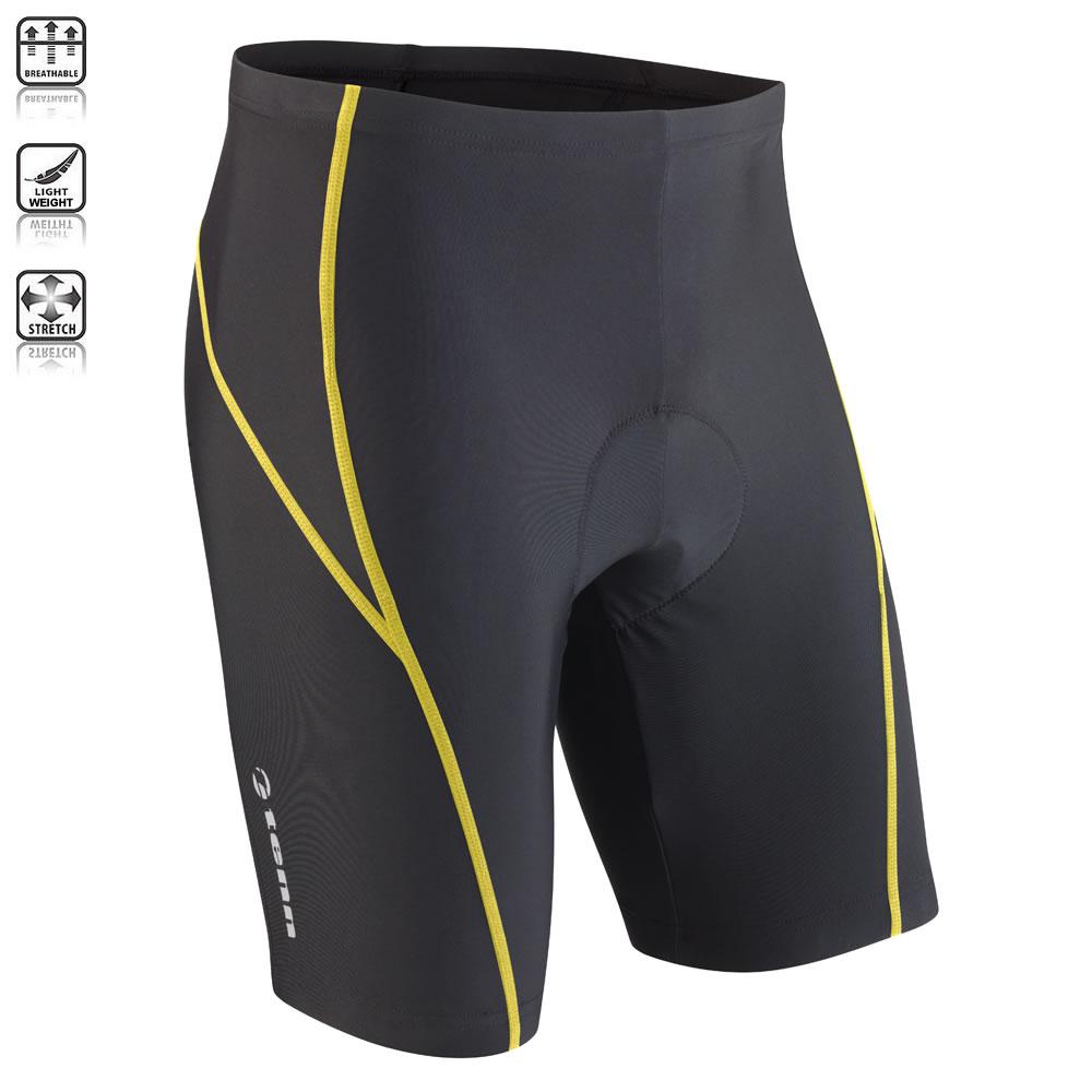 Tenn-Mens-Viper-8-Panel-Professional-Cycling-Shorts-with-Superior-Pad