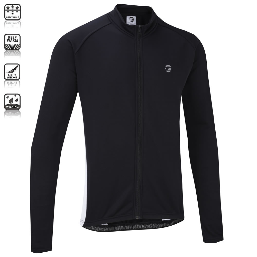 Tenn-Outdoors-Unisex-Winter-Weight-Long-Sleeve-Cycling-Race-Jersey