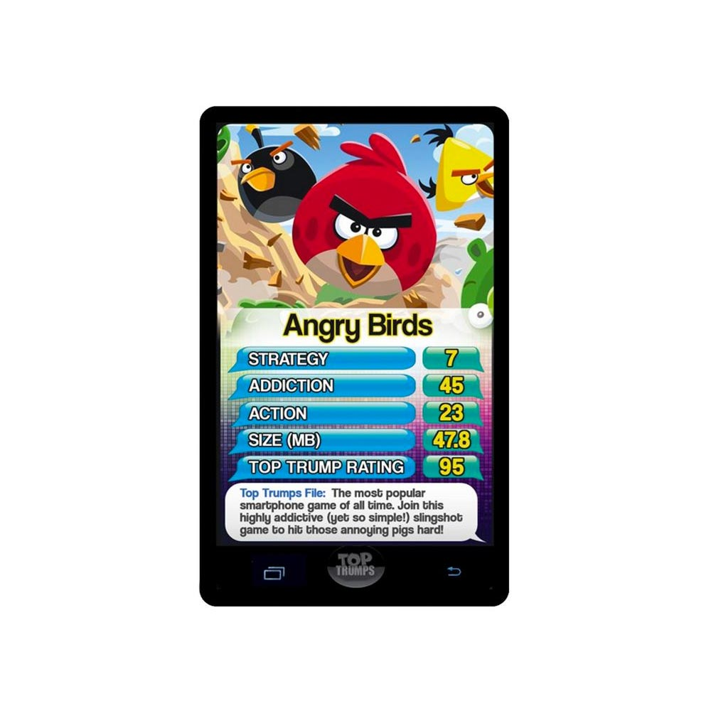 Brand New Top Trumps Card Game