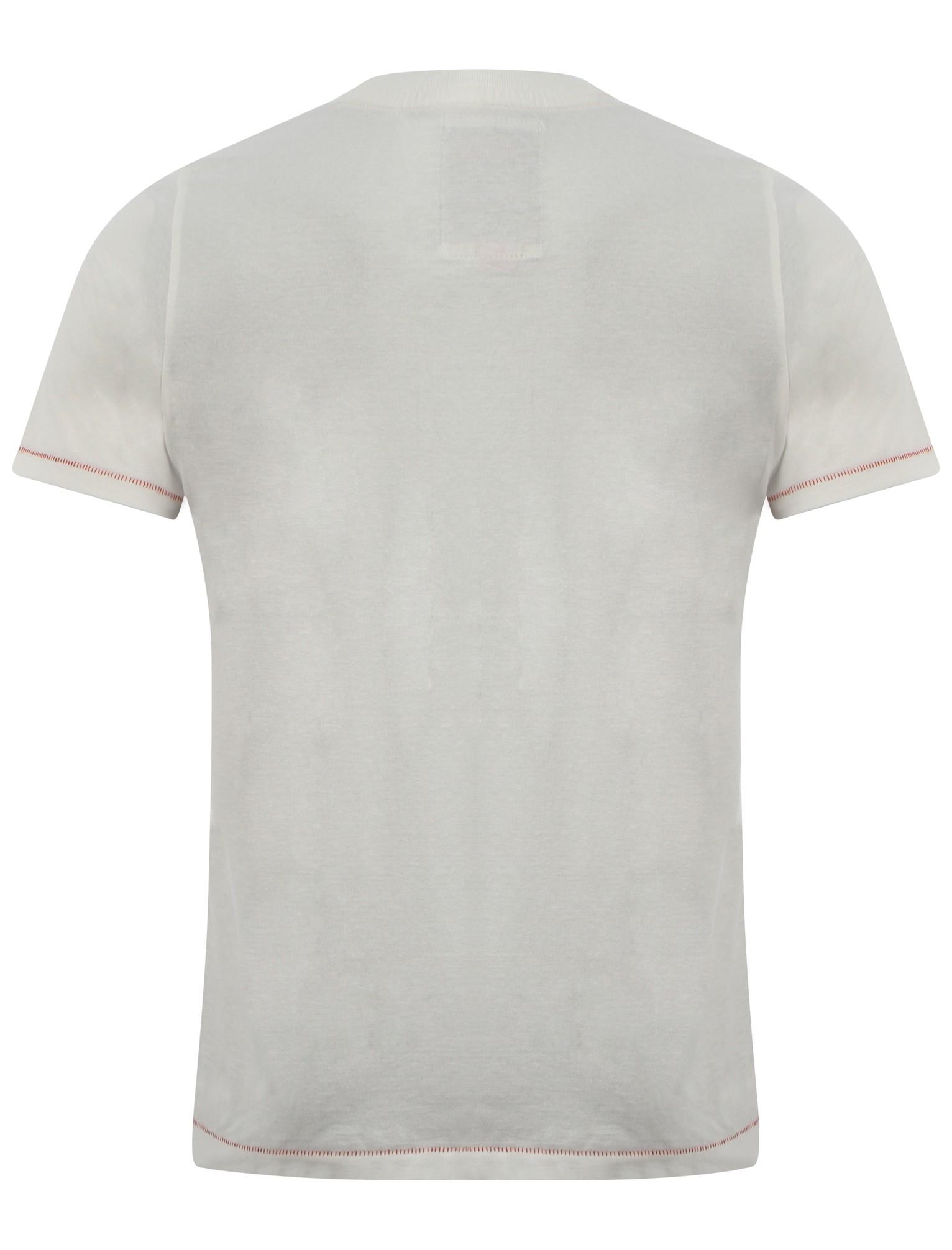Herren-Tokyo-Laundry-Honolua-Bay-Laessige-Tee-100-Baumwolle-Groesse-S-XL