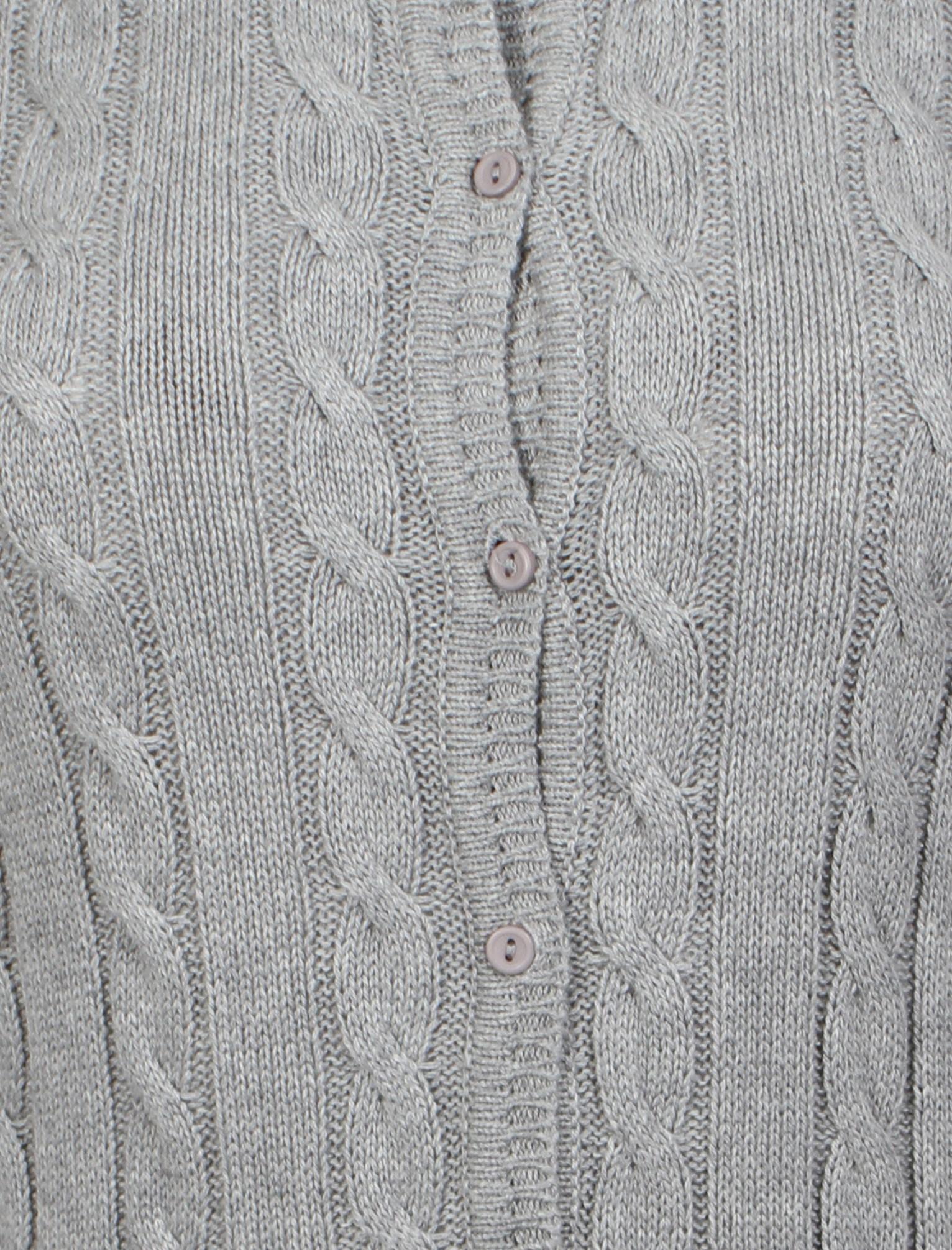 Nouveau Débardeur Amara Reya Andree Femmes Câble Tricot Bouton Cardigan en mailles taille 8-16