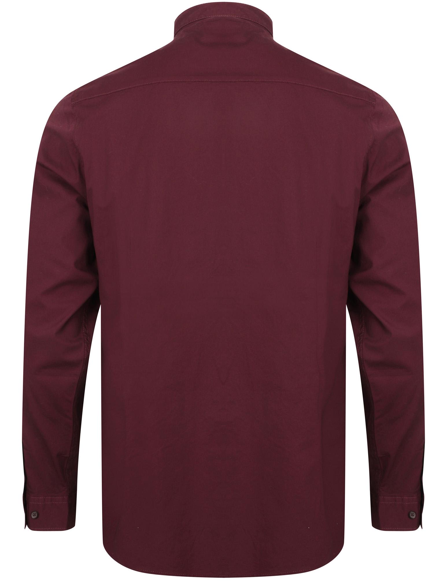 New Mens Tokyo Laundry Kampala Collar Button Down Long Sleeve Shirt Size S XL