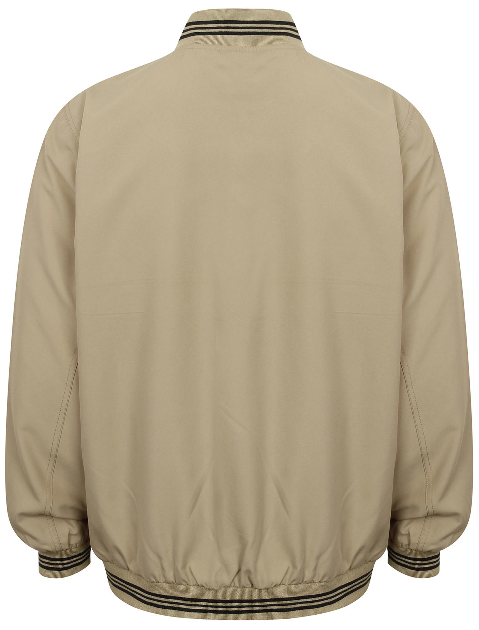 tokyo hot  e756 Men-Kensington-Eastside-Ribbed-Detail-Bomber-Jacket-By-