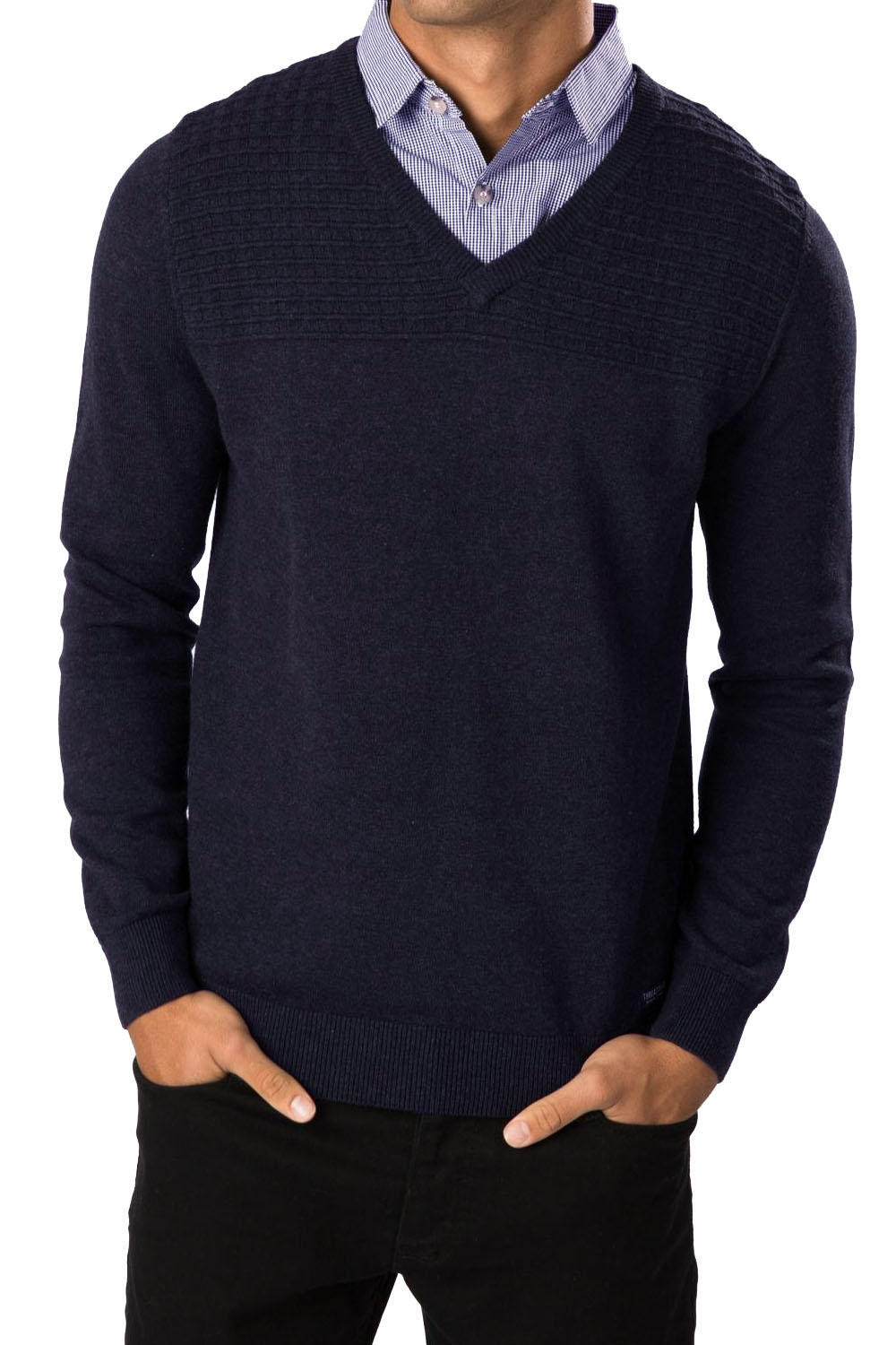 Find mens mock shirt jumper at ShopStyle. Shop the latest collection of mens mock shirt jumper from the most popular stores - all in one place.