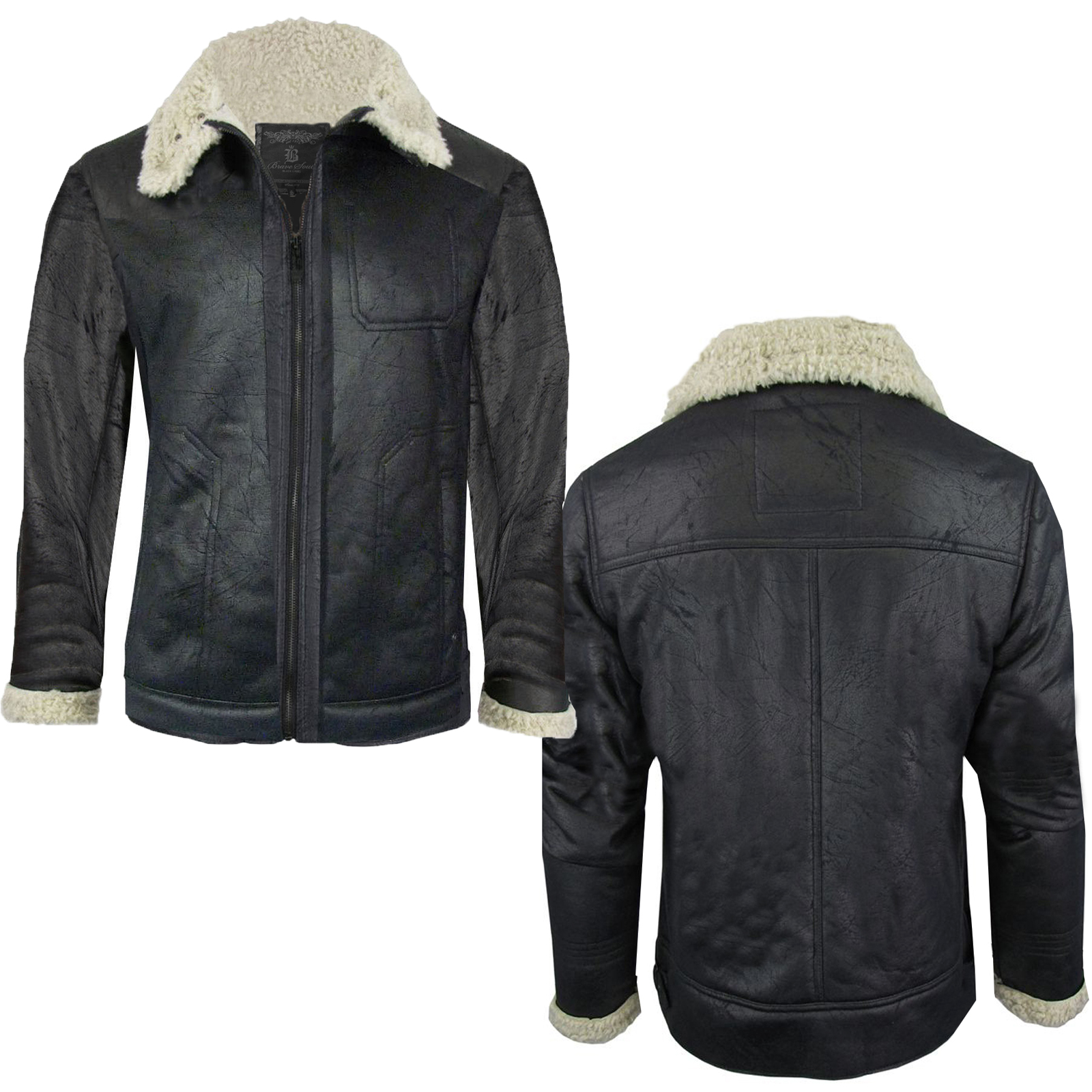 Soul leather jackets