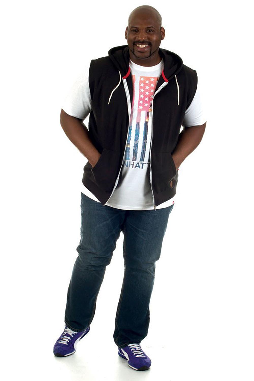 big king size mens hoodie duke d555 casual sleeveless