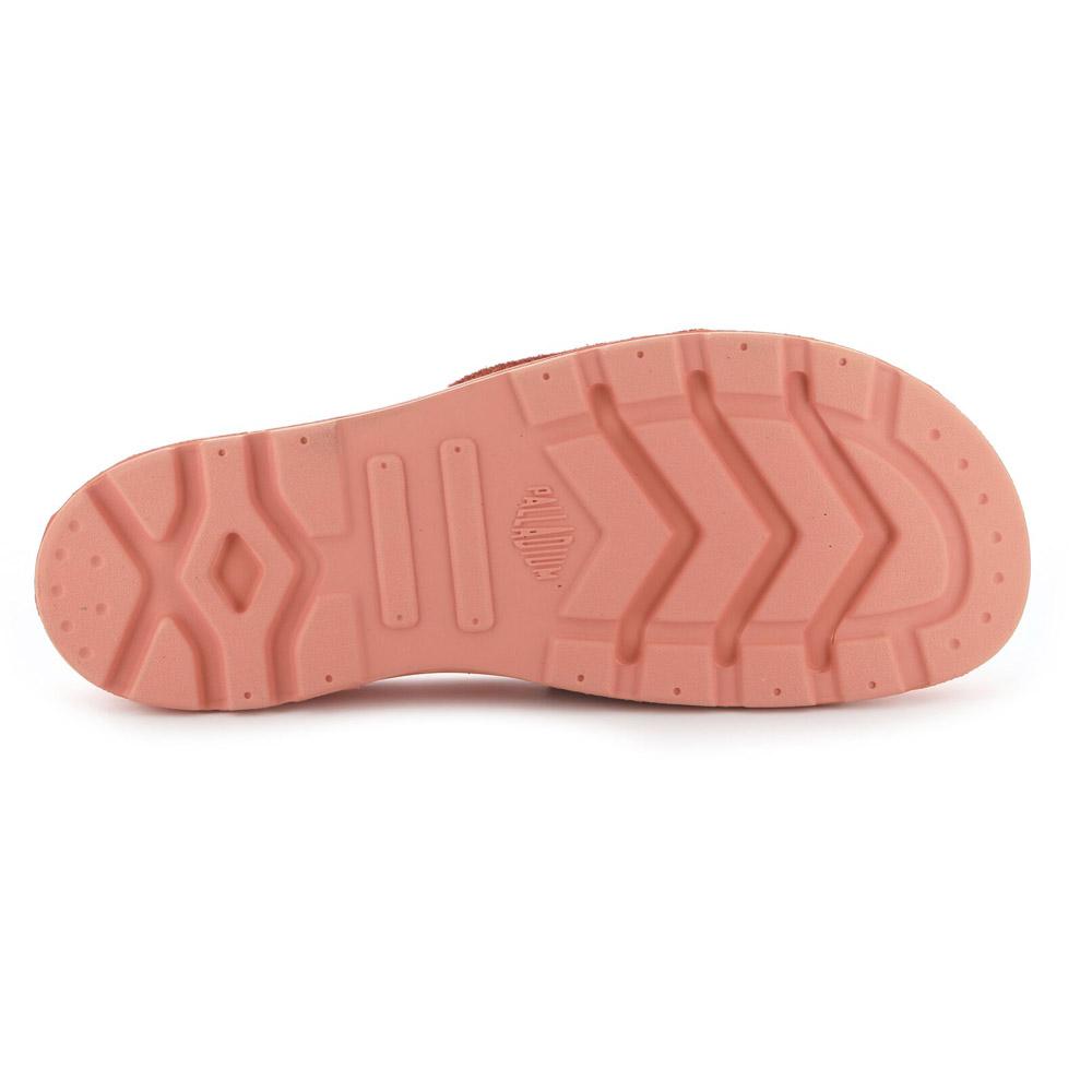 Palladium Womens Pampa Solea Sliders Designer Slip On Poolside Summer Flip Flops