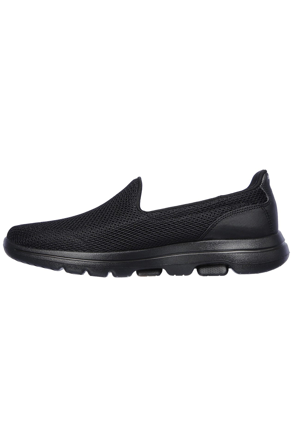 Skechers Womens Go Walk 5 Ultra Comfort Air Cooled Insole Slip On Trainers