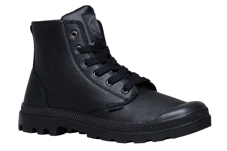 palladium pa hi vl mens new designer leather lace up