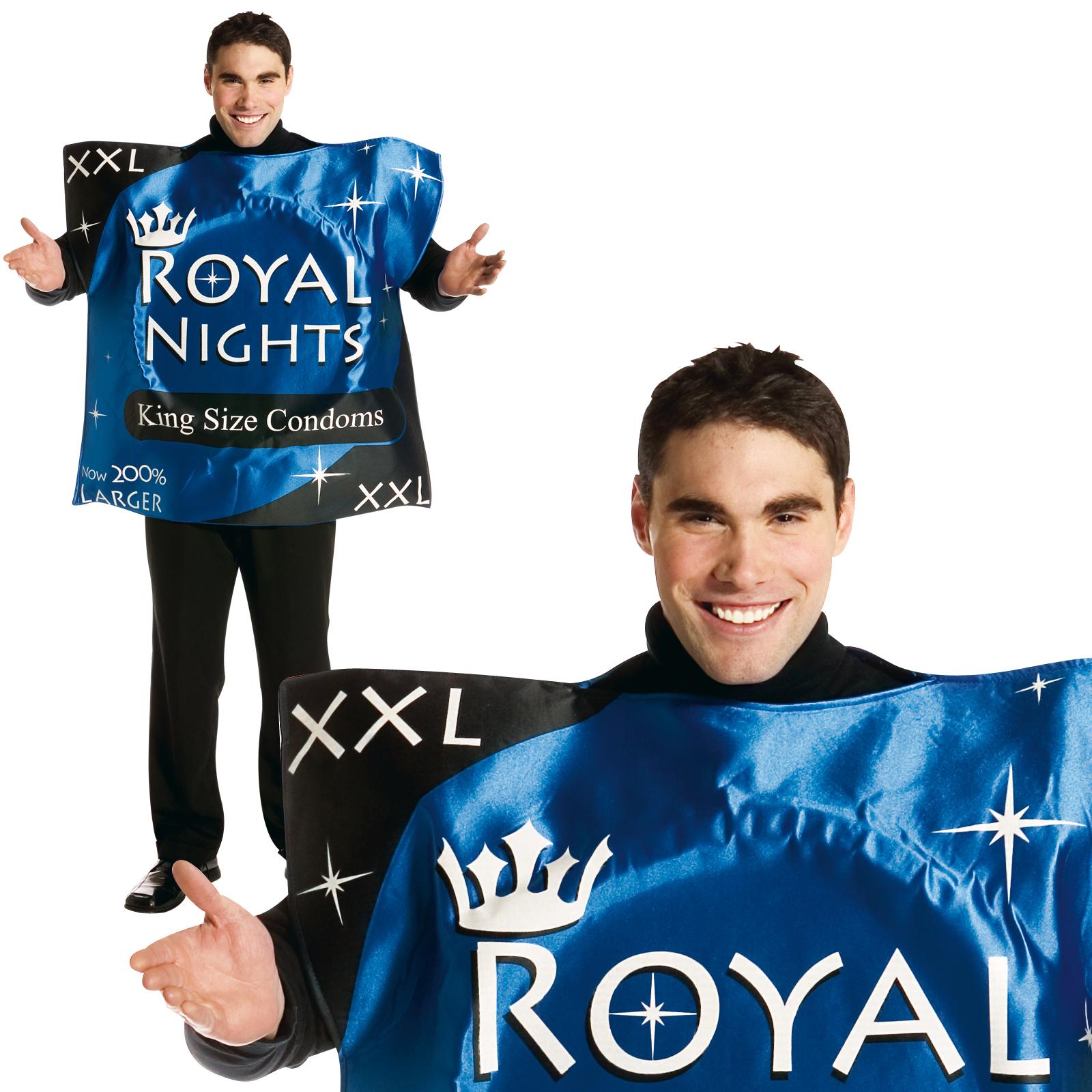 Tape Measure Fancy Dress Costume Condom Fancy Dress Costume