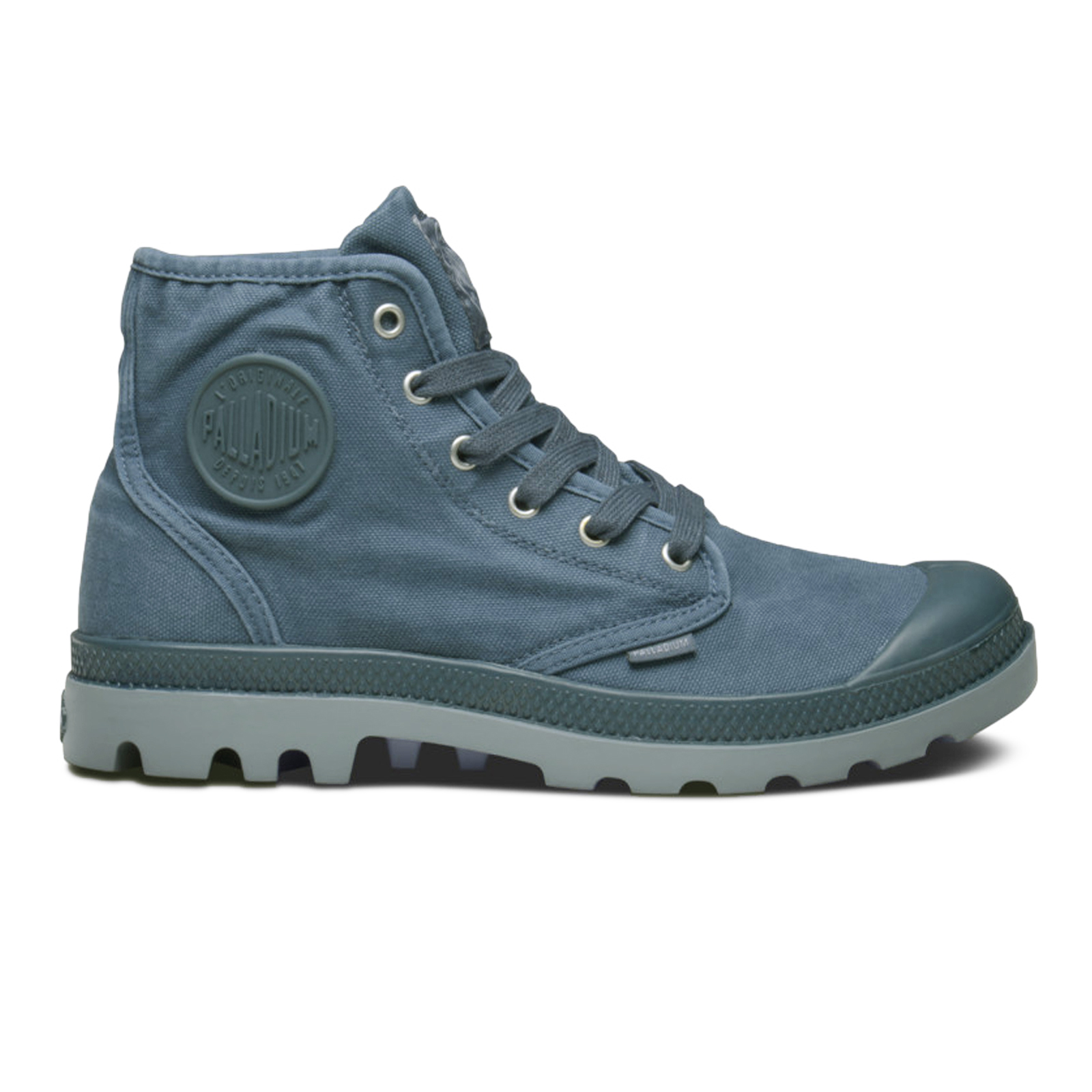 Palladium Mens Shoes Pampa Hi Canvas New Walking High Top ...