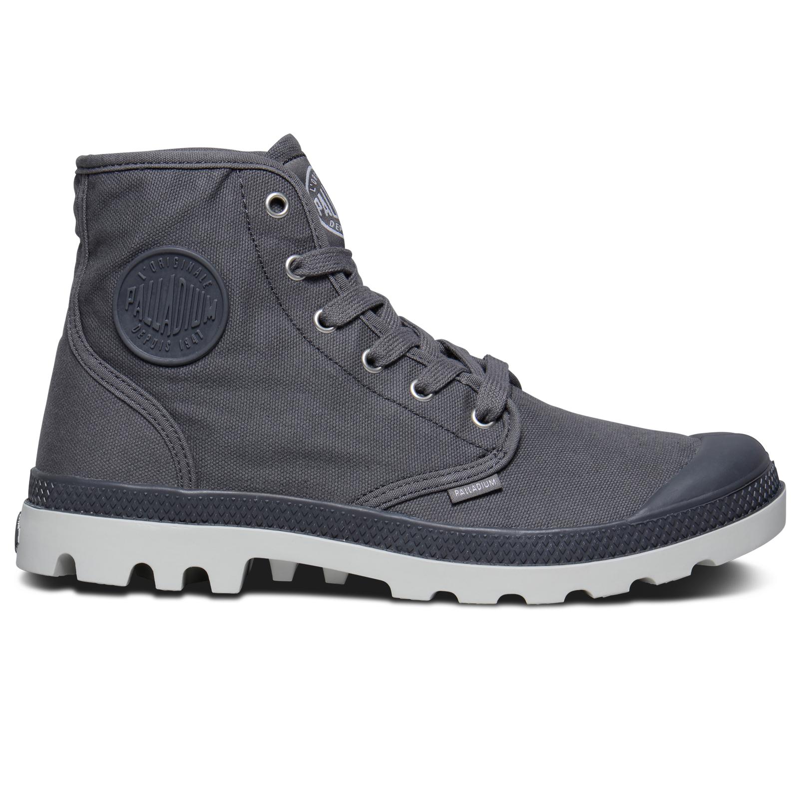 palladium mens shoes pa hi canvas new walking high top