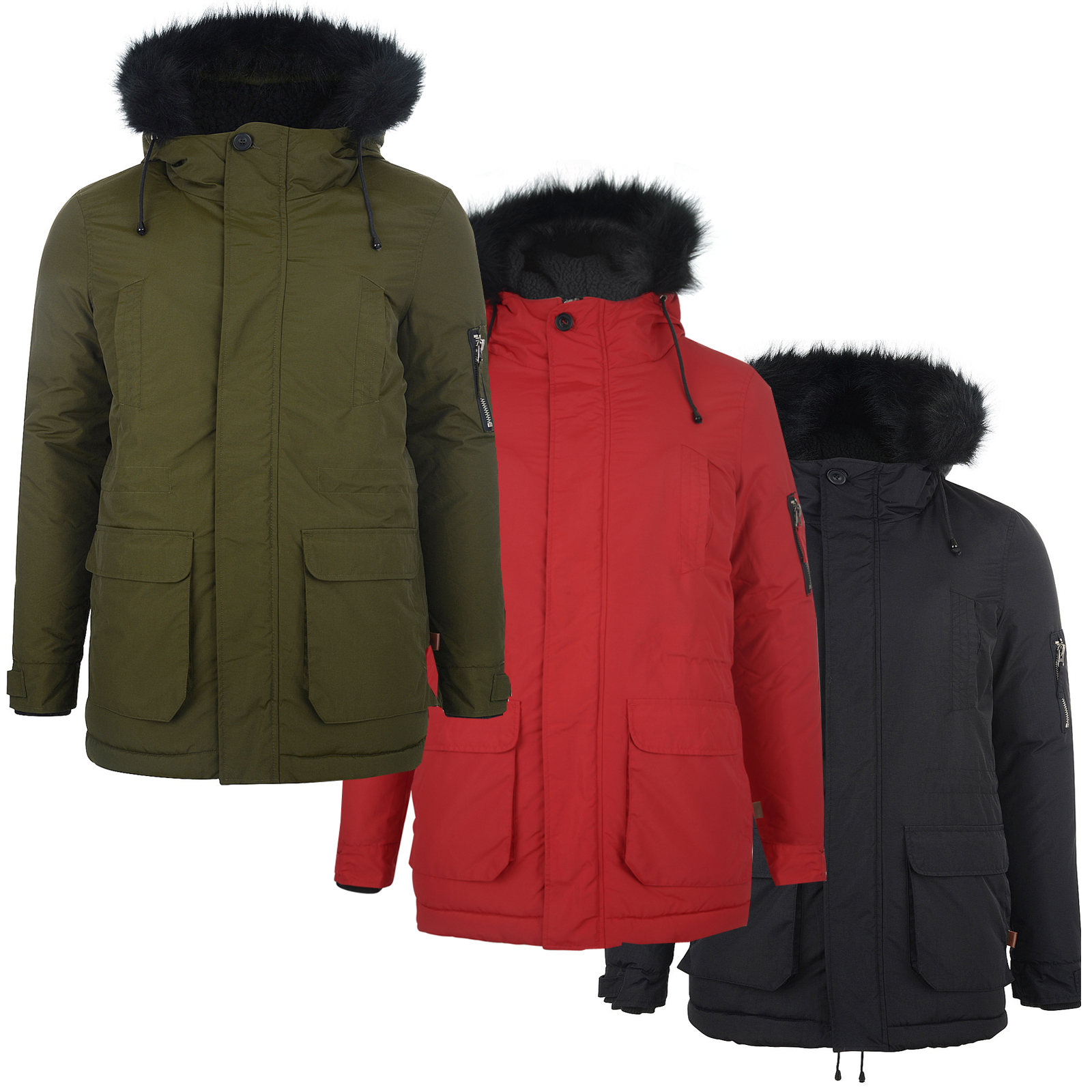 Our clearance jackets are a good way to get a warm coat at a deep discount. Some of our clearance coats are on sale since we're discontinuing a color, or there were some minor issues during the production of a particular coat.