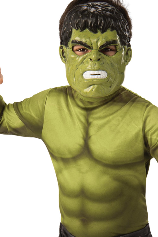 Rubies Kids Official Avengers Hulk Infinity War Costume Superhero Fancy Dress