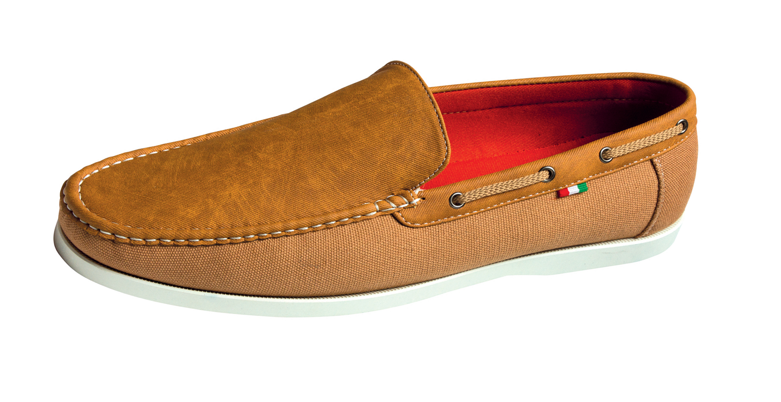 mens slip on moccasin duke d555 otto king size loafers