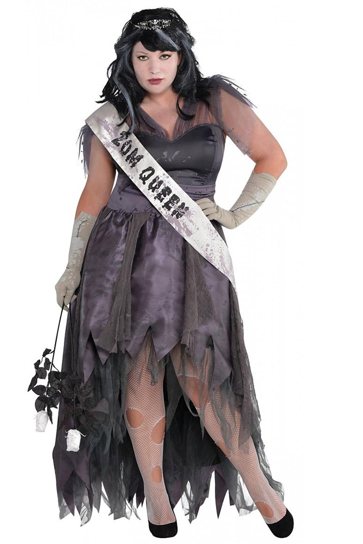 Christys Dress Up Womens Homecoming Corpse Halloween Prom Fancy Dress Costume